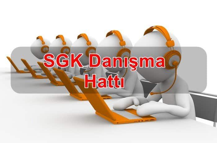 Photo of SGK DANIŞMA HATTI