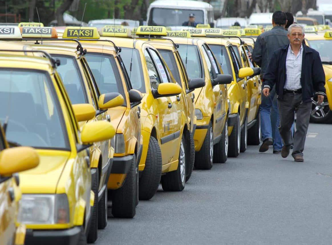 Photo of Taksi Şoförlerinin Sigortası