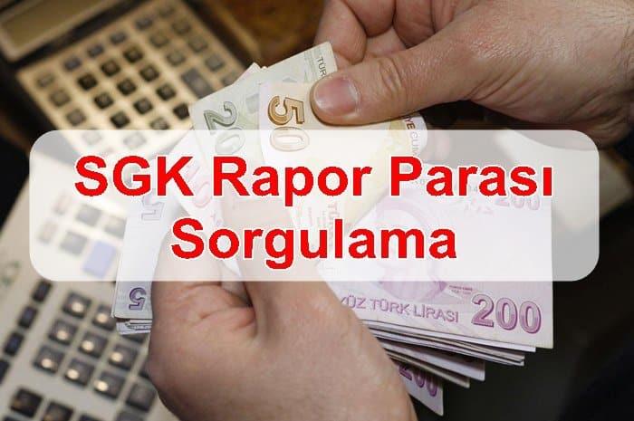 Photo of 2019 SGK Rapor Parası Sorgulama Nasıl Yapılır ?