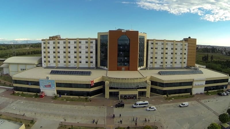 adana numune hastanesi