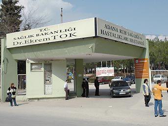 adana ruh sağlığı hastanesi