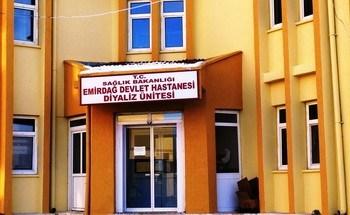 Afyonkarahisar Emirdağ Devlet Hastanesi
