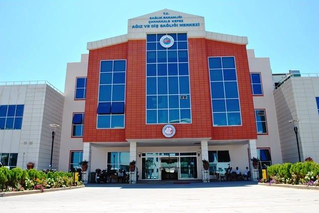 Çanakkale Ağız Ve Diş Sağlığı Merkezi