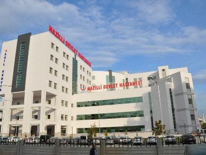 Aydın Nazilli Devlet Hastanesi