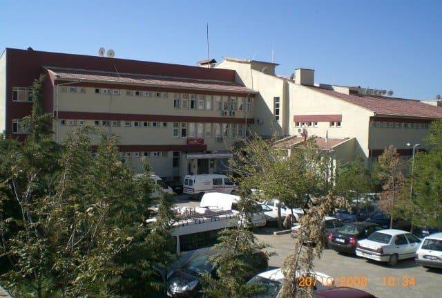 Diyarbakır Silvan Dr. Yusuf Azizoğlu Devlet Hastanesi