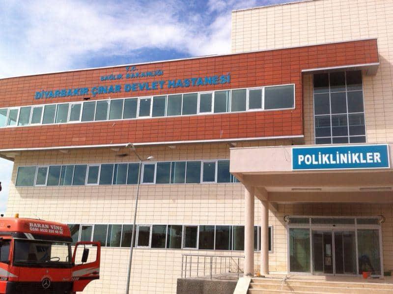 Diyarbakır Çınar İlçe Hastanesi