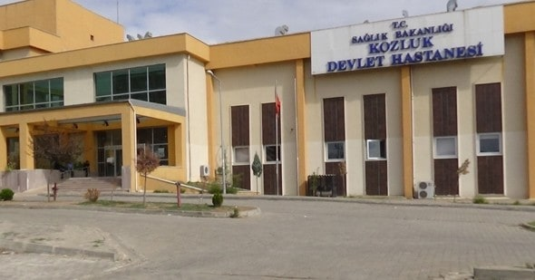 Batman Kozluk Devlet Hastanesi