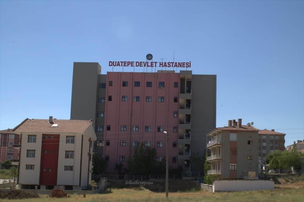 Ankara Polatlı Duatepe Devlet Hastanesi