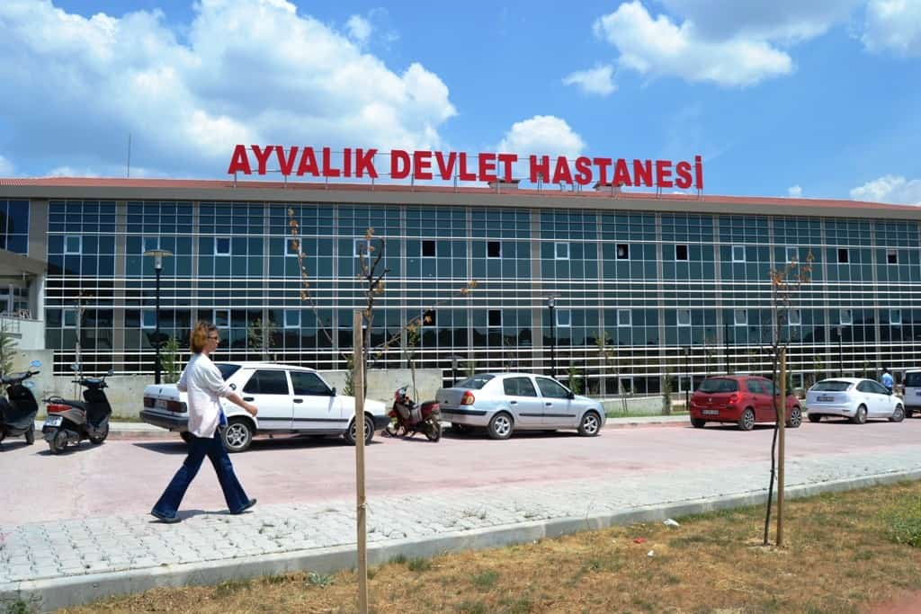 Balıkesir Ayvalık Devlet Hastanesi