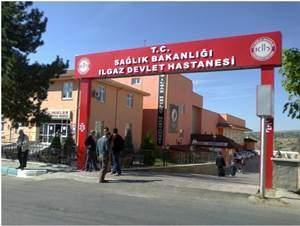 Çankırı Ilgaz Devlet Hastanesi
