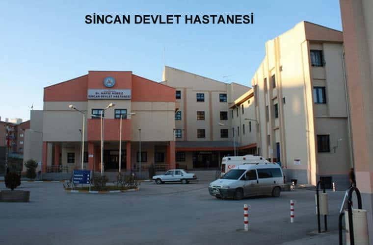 Ankara Sincan Dr. Nafiz Körez Devlet Hastanesi