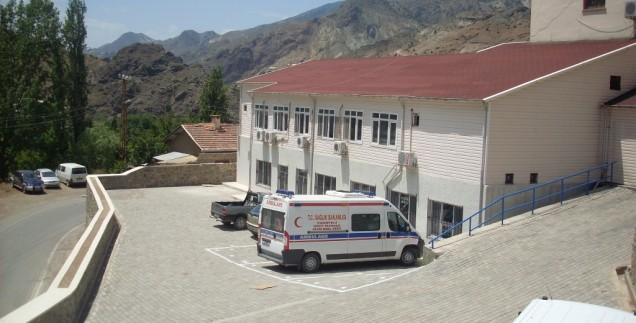 Artvin Yusufeli Devlet Hastanesi