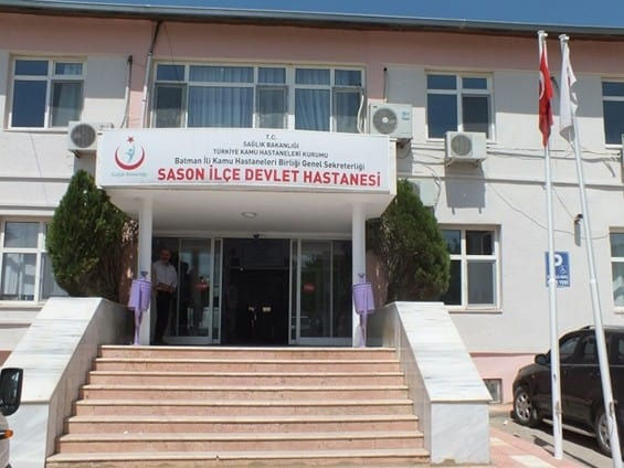 Batman Sason Devlet Hastanesi