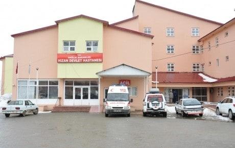 Bitlis Hizan İlçe Hastanesi