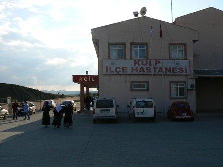 Diyarbakır Kulp İlçe Hastanesi