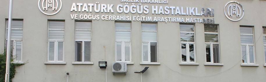 Photo of MHRS Ankara Atatürk Göğüs Hastalıkları Ve Göğüs Cerrahisi Eğitim Ve Araştırma Hastanesi Randevu Alma