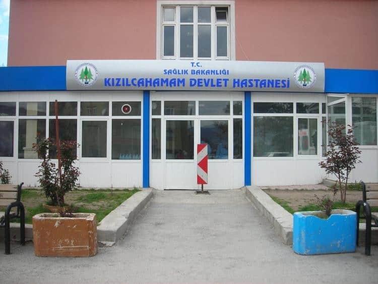 Ankara Kızılcahamam Devlet Hastanesi