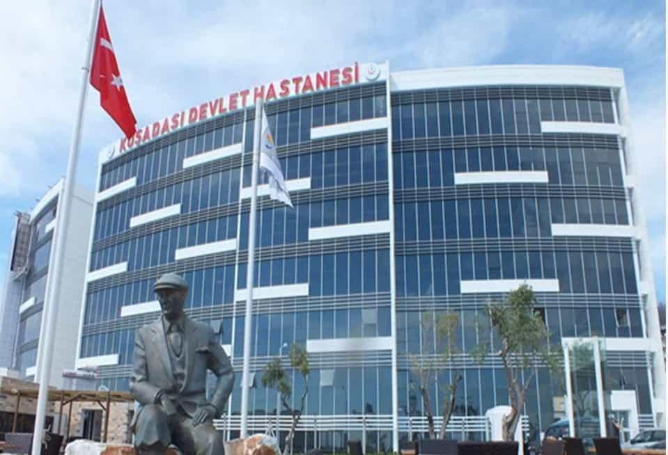 Aydın Kuşadası Devlet Hastanesi