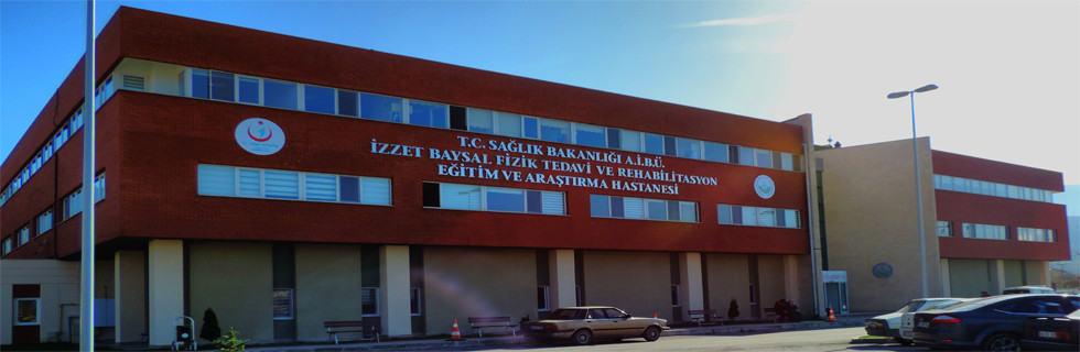 Bolu Abant İzzet Baysal Üniversitesi İzzet Baysal Fizik Tedavi Ve Rehabilitasyon Eğitim Ve Araştırma Hastanesi