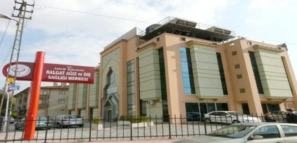 Ankara Balgat Ağız ve Diş Sağlığı Merkezi