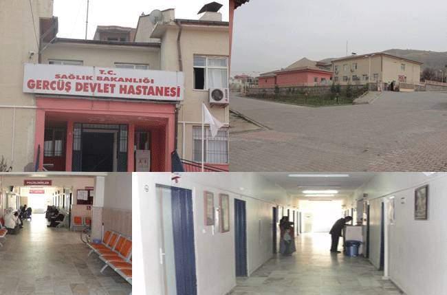 batman gercüş devlet hastanesi