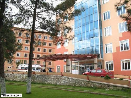 Burdur Bucak Devlet Hastanesi