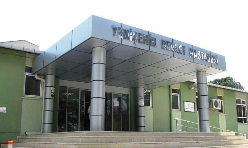 Bursa Yenişehir Devlet Hastanesi