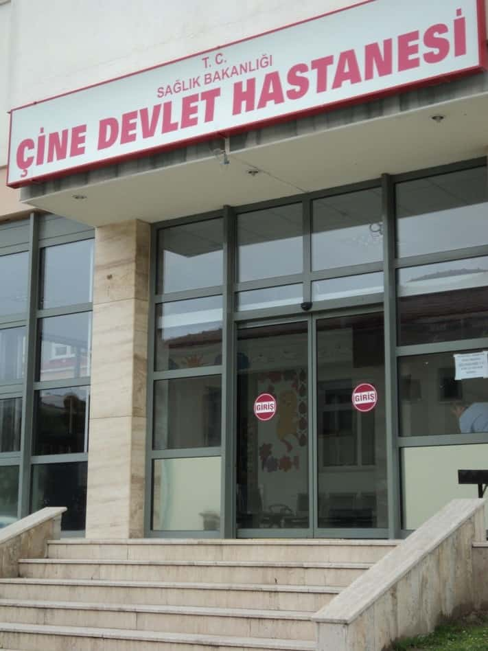 Aydın Çine Devlet Hastanesi