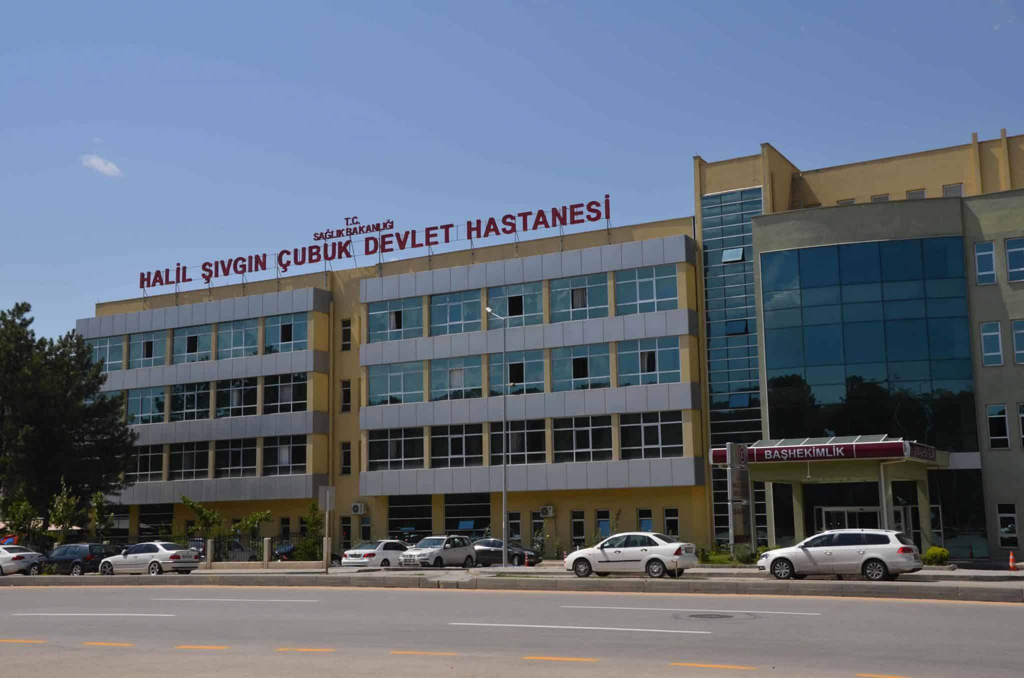 Photo of MHRS Ankara Halil Şıvgın Çubuk Devlet Hastanesi Randevu Alma
