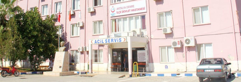 Antalya Demre Devlet Hastanesi