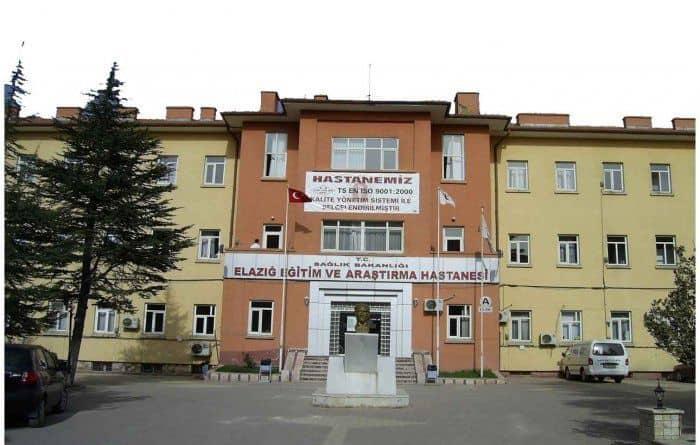 Elazığ Eğitim Ve Araştırma Hastanesi
