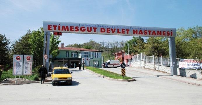Ankara Etimesgut Ağız ve Diş Sağlığı Merkezi
