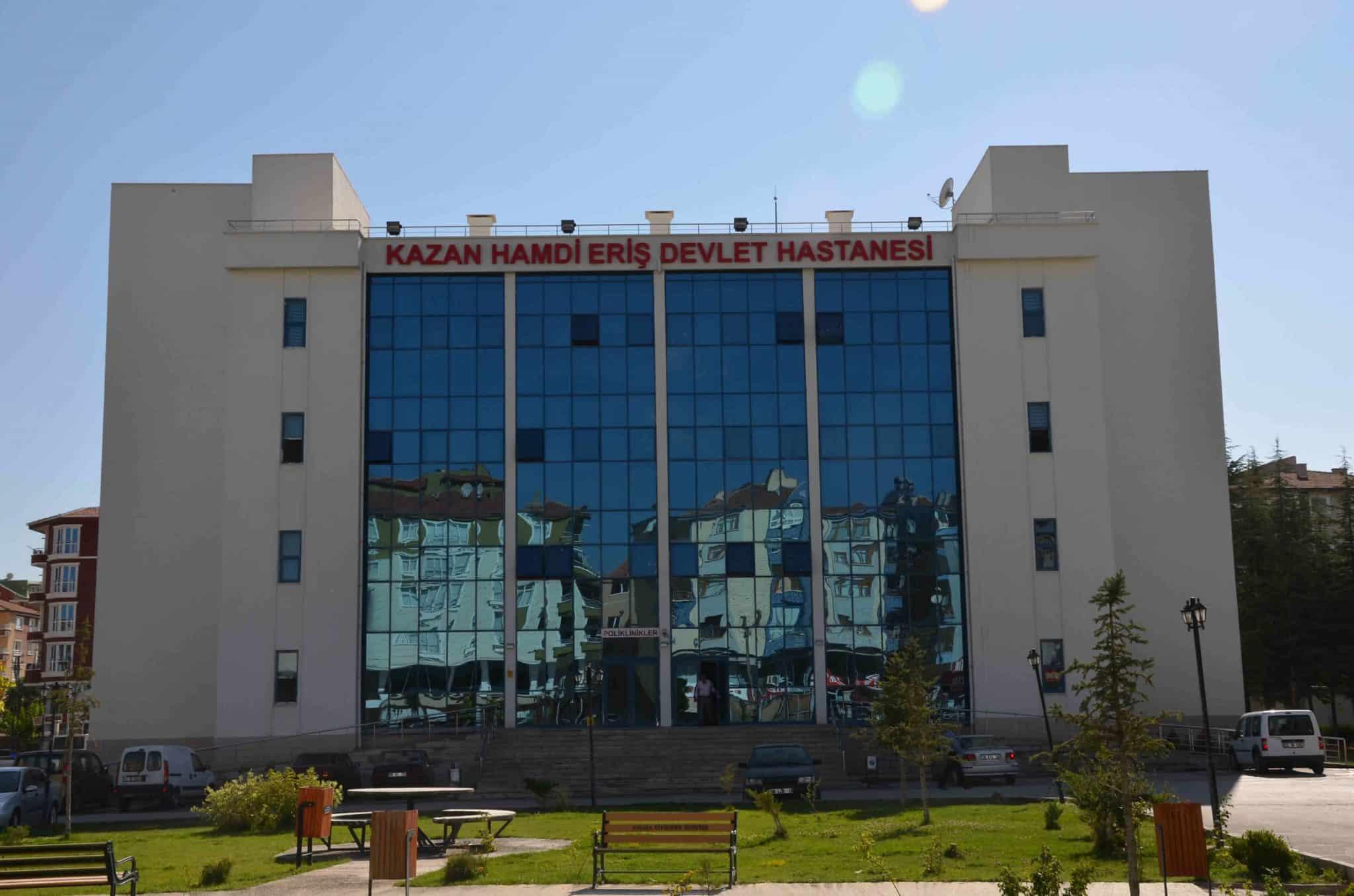 Photo of MHRS Ankara Kazan Hamdi Eriş Devlet Hastanesi Randevu Alma