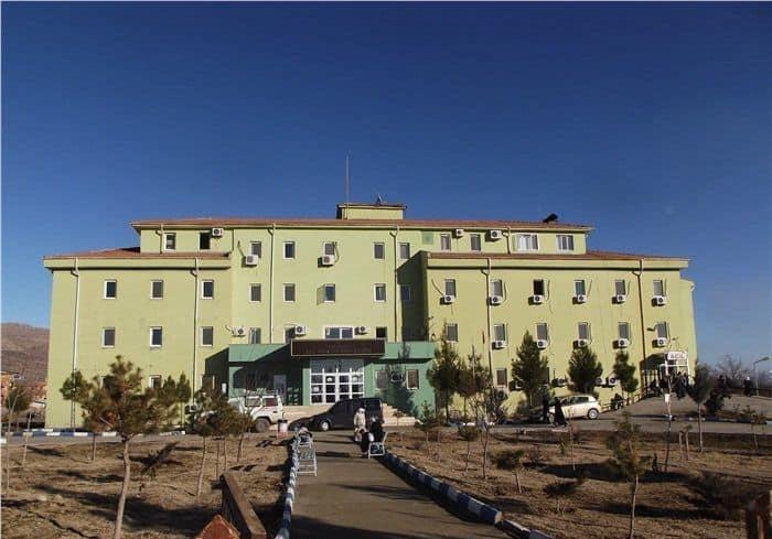 Diyarbakır Lice Halis Toprak Vakfı Devlet Hastanesi