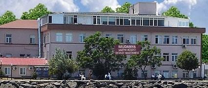 Bursa Mudanya Devlet Hastanesi