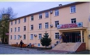 Artvin Hopa Devlet Hastanesi