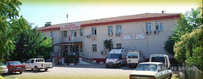 Diyarbakır Eğil İlçe Hastanesi