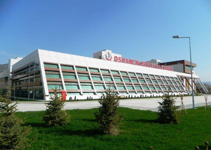 Çorum Osmancık Devlet Hastanesi