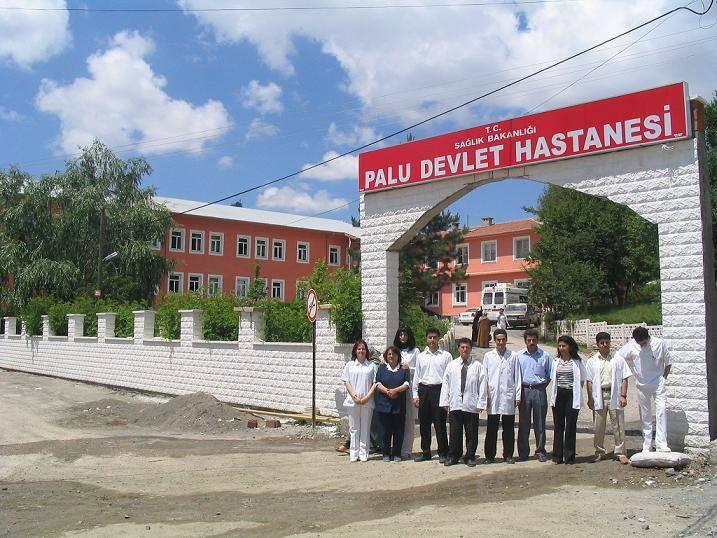 Elazığ Palu Devlet Hastanesi