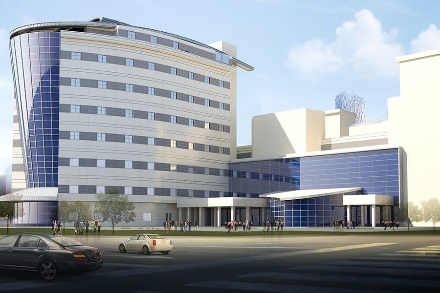 Bursa Karacabey Devlet Hastanesi