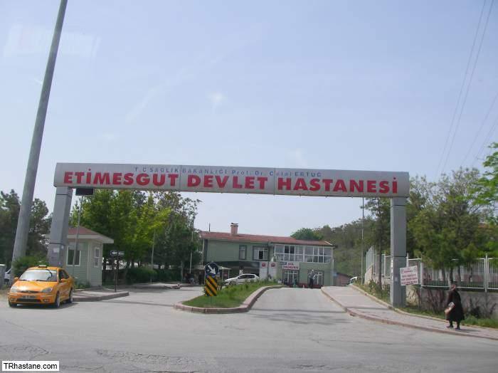 Ankara Prof. Dr. Celal Ertuğ Etimesgut Devlet Hastanesi