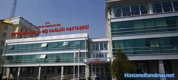 Ankara Tepebaşı Ağız Ve Diş Sağlığı Merkezi