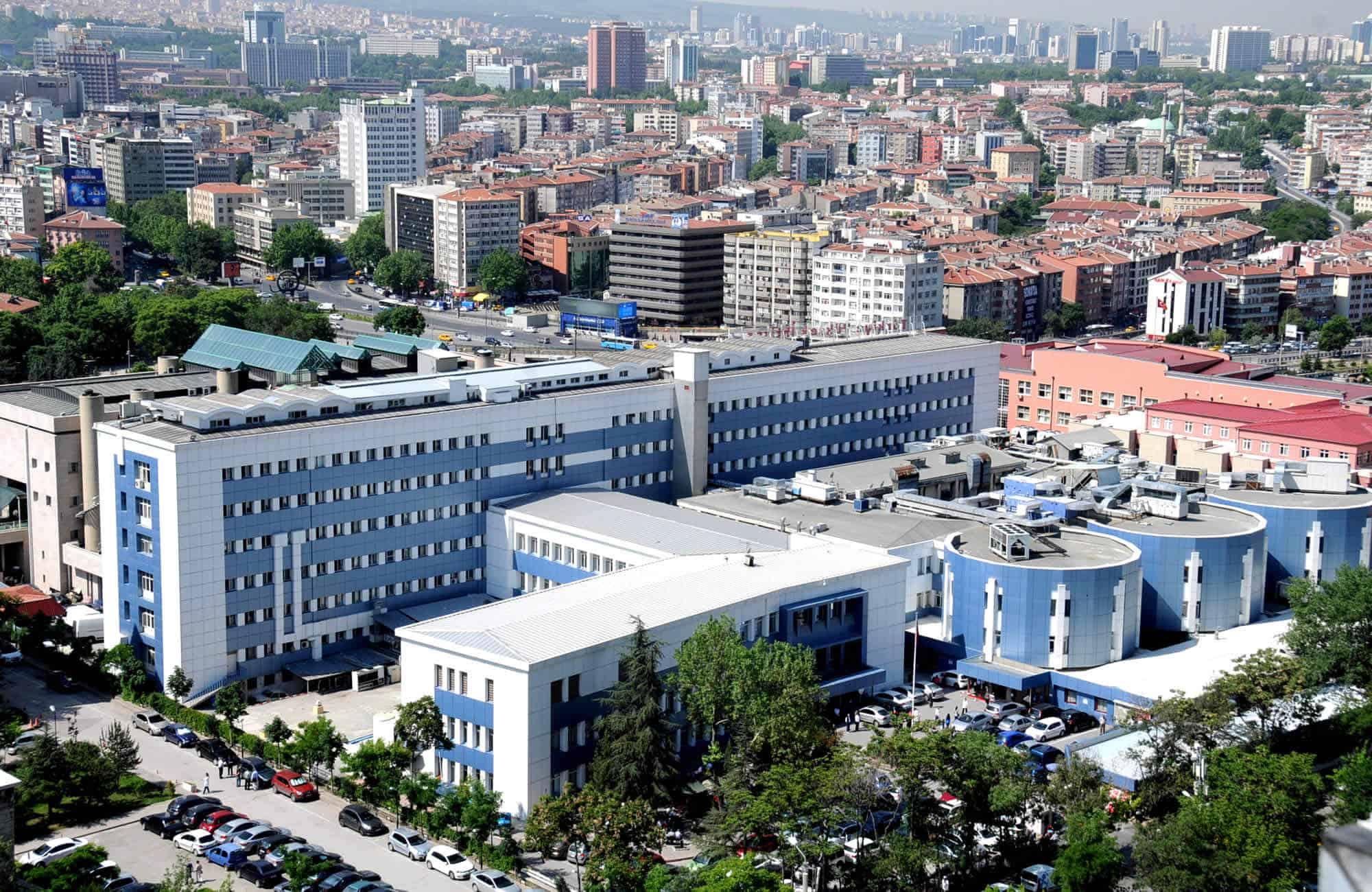 Ankara Türkiye Yüksek İhtisas Eğitim Ve Araştırma Hastanesi