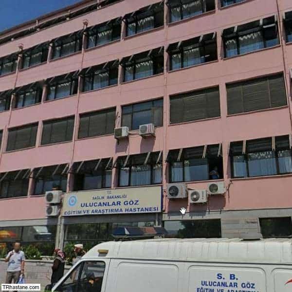 Ankara Ulucanlar Göz Eğitim Ve Araştırma Hastanesi