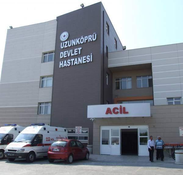 Edirne Uzunköprü Devlet Hastanesi