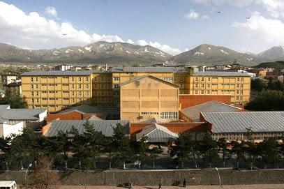 Erzurum Palandöken Devlet Hastanesi