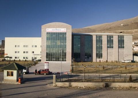 Erzurum Pasinler İbrahim Hakkı Devlet Hastanesi