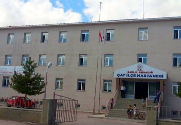 Erzurum Çat İlçe Hastanesi