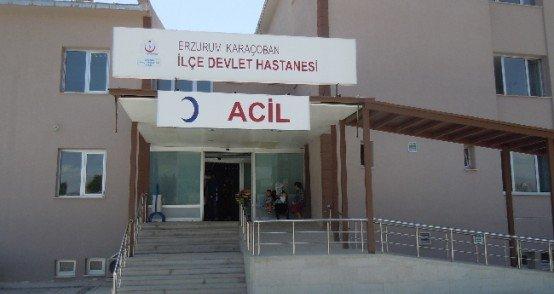Erzurum Karaçoban İlçe Hastanesi