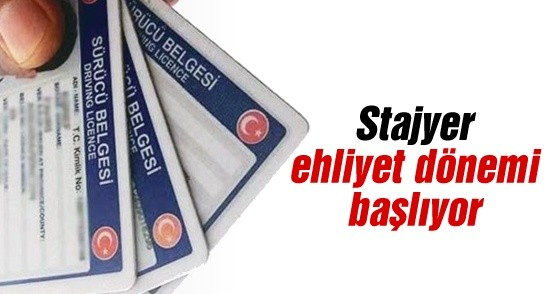 Photo of Stajyer Ehliyet
